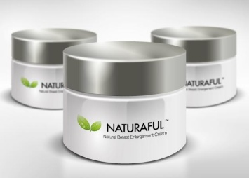 new packaging of naturaful cream