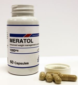meratol pills and packaging