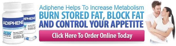 fat burning supplement called Adiphene