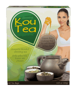 Kou Tea weight loss