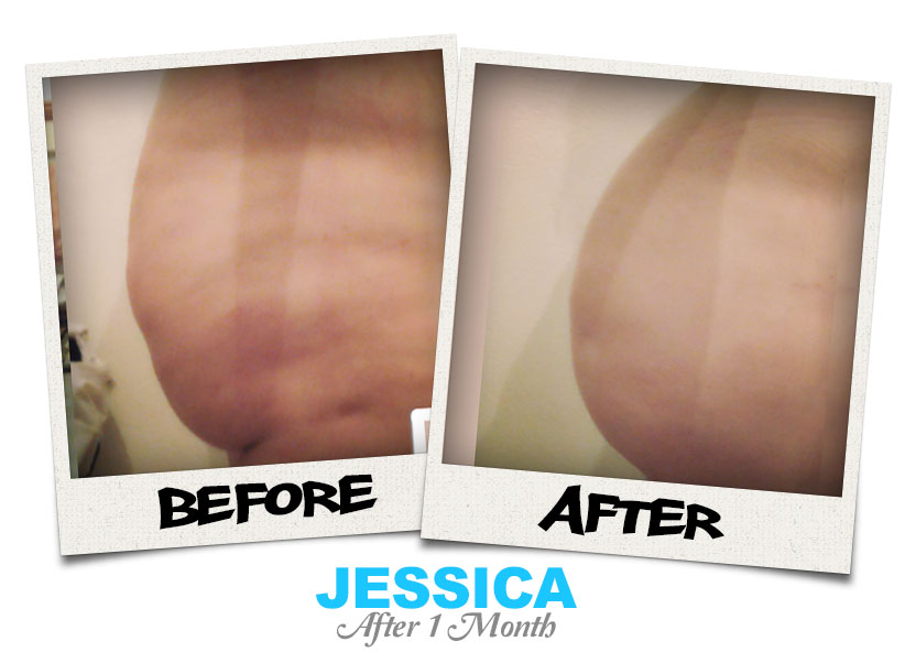 Jessica_Polaroid1 Gluteboost before and after