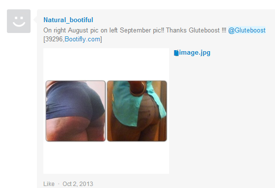 gluteboost reviews 2013