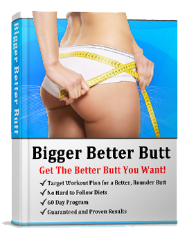 Bigger Butt Secrets eBook