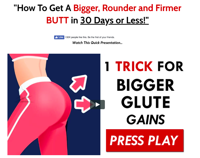 Incredible Results How To Make Your Butt Bigger Fast-2442