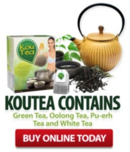 Teas in Koutea