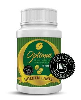 Optimus Green Coffee Bean Extract