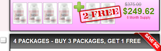 Where to get Breast Actives at the Lowest Price?