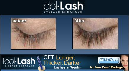 idol-lash-before-after