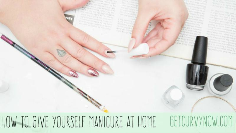 Home manicure how to do a diy hand pampering session solutioingenieria Image collections