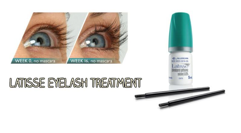 Latisse Eyelash Treatment Grow Thick Long Eyelashes